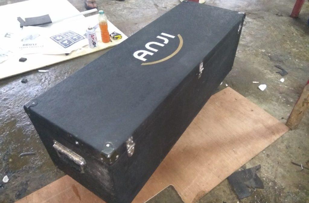 Jasa Pembuatan Box Hardcase Alat Musik